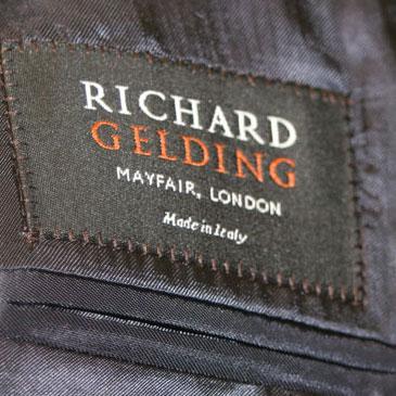 Richard Gelding Fine Italian Suits